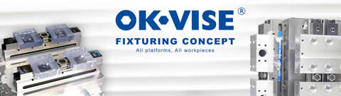 OK-VISE® Fixturing Concept - All platforms, All workpieces